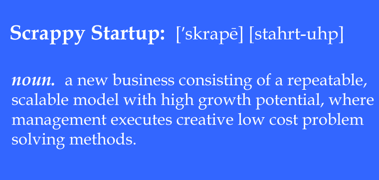Scrappy Startup